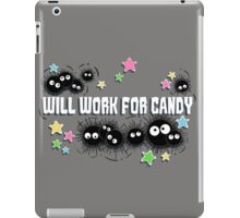 Spirited Soot iPad Case/Skin