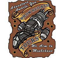 Browncoat Tours  Photographic Print