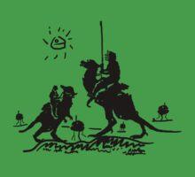 Han Quixote Kids Clothes