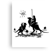Han Quixote Canvas Print
