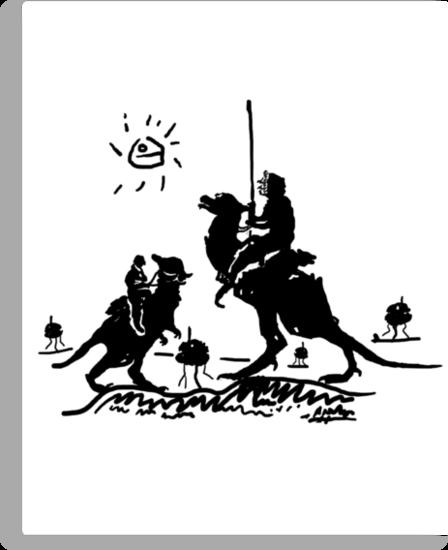 Han Quixote by fishbiscuit
