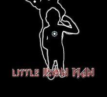 "Little Iron Man ""ELI"" by jhonnyrhino"