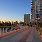 Promenade On The Hudson by pmarella