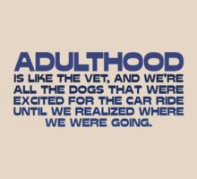 Adulthood by digerati