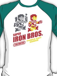 Super Iron Bros. T-Shirt