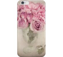 Beautiful Vintage Flowers iPhone Case/Skin