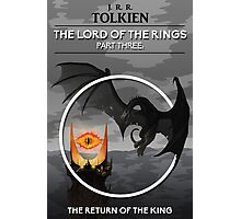 The Lord Of The Rings - The Return Of The King Photographic Print