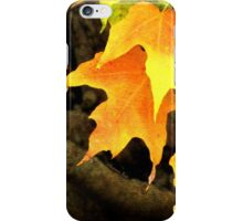And So It Begins...Autumn iPhone Case/Skin