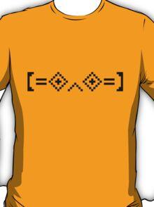 8-Bit Worlds Kaomoji (Porter Robinson) T-Shirt