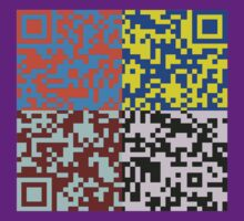 QR Code Nightmare by BasedPutnam