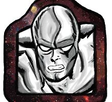 Silver Surfer by Astvdillo