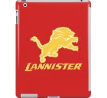 Sigil of House Lannister 2013 iPad Case/Skin