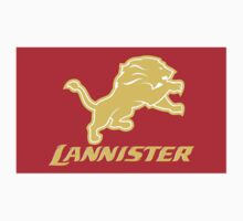 Sigil of House Lannister 2013 (Sticker) by thom2maro