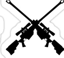 Sinon Hecate (Black) Sticker