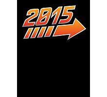 2015 Logo Photographic Print