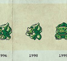 Grass Starters of the 90's by StewNor