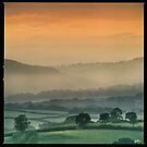 Up with the larks by redtree