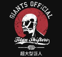 Giants Official by SxedioStudio