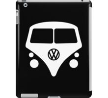 Split Window Kombi iPad Case/Skin