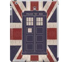 british fandom iPad Case/Skin