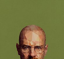 Walter White by pop-lygons