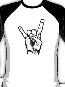 Devilhand - Pommesgabel T-Shirt