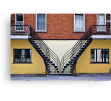 Stairs Canvas Print