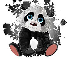 Panda  by alwaid