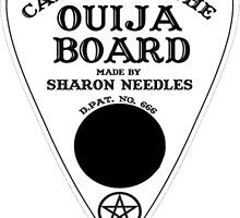 Call Me On The Ouija Board by eilh