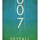 skyfall by 1974design