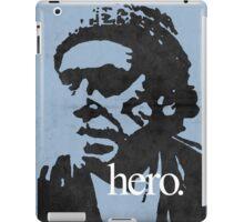 Hero - Charles Bukowski iPad Case/Skin