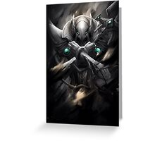 Azir - League of Legends - the Emperor of the Sands Greeting Card