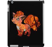Vulpix (no background) iPad Case/Skin