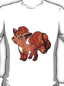 Vulpix (no background) T-Shirt