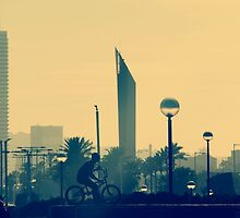Afternoon in Barcelona by JamesShannon