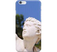 Parisian Statue iPhone Case/Skin