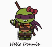 Hello Donnie Kids Clothes