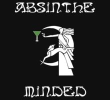 Absinthe Minded by Samuel Sheats