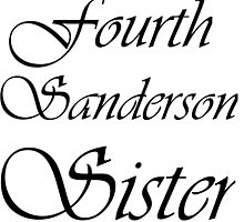 FOURTH SANDERSON SISTER by Divertions