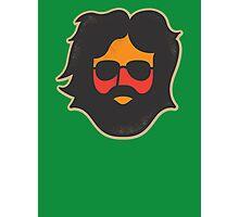Jerry Garcia Photographic Print