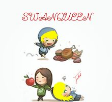 Swen - SwanQueen and Food by janieb18