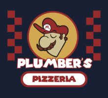 Plumber's Pizzeria by Marcus Dennis