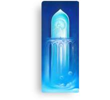 Crystal Gateway Canvas Print