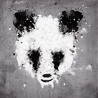 panda paint by vinpez