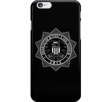 O.W.C.A. iPhone Case/Skin