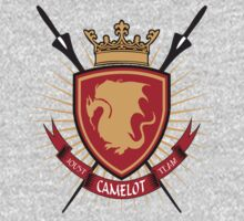 Camelot Jousting Team Kids Clothes