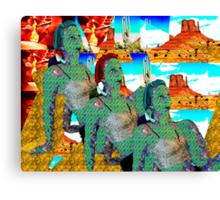 Arizonarizonarizona Canvas Print