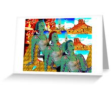 Arizonarizonarizona Greeting Card