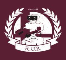 R.O.B. - Super Smash Bros by TyiraAhearne