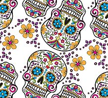 Sugar Skull  by HolidaySwagg